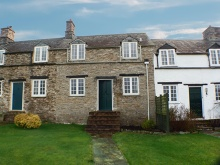 A pretty period cottage, dating back to the 1800's, with stunning views across open countryside.