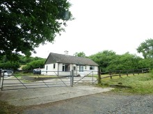 Smallholding set in a popular rural location close to the popular village of Lydford...